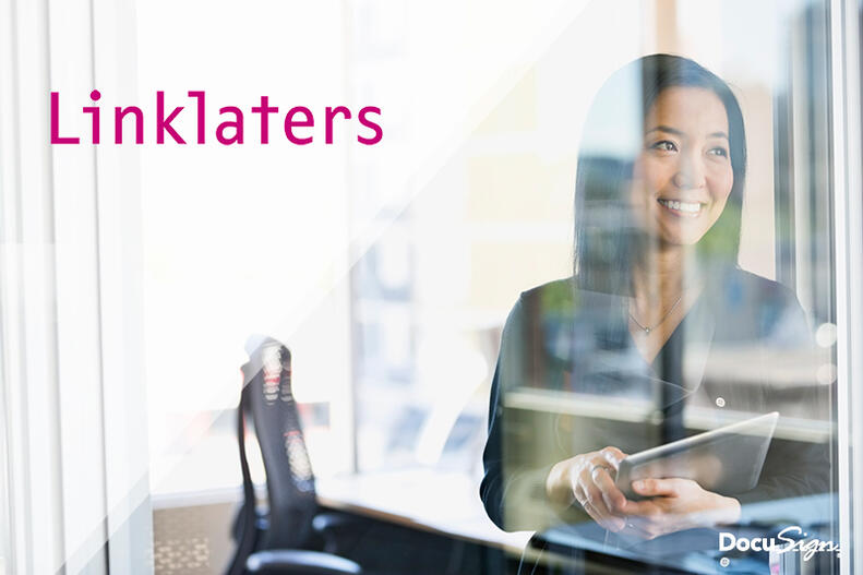 We spoke to the decision-makers of leading law firm, Linklaters, about how DocuSign facilitates remote signing to improve the client experience.