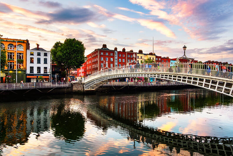 why DocuSign Dublin is the place to be