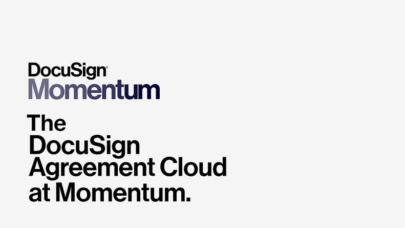 DocuSign Agreement Cloud
