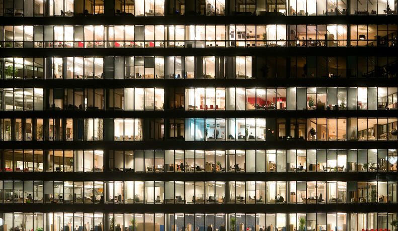 Office-windows-by-night-podcast