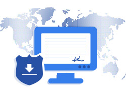 Secure, legally enforceable electronic signatures