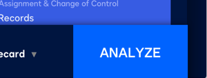 Screenshot image of the word analyse to represent how easy one-click contract analysis can be.