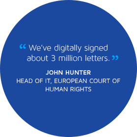 DocuSign for International Government icon