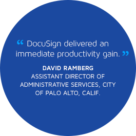 DocuSign for State and Local Government icon