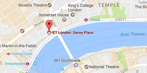 IET London: Savoy Place