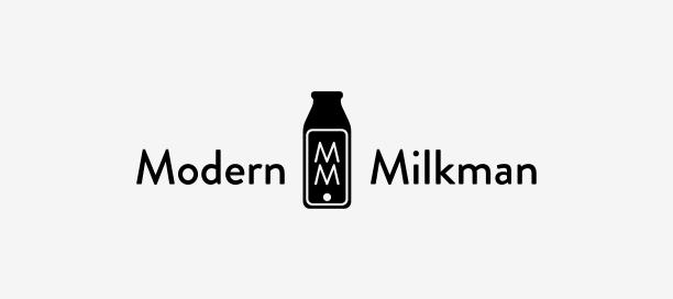 The Modern Milkman logo