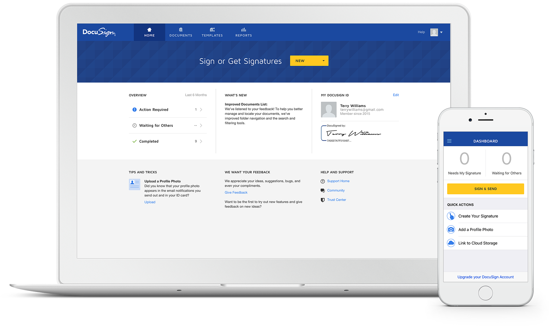 DocuSign product image