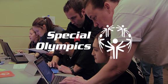 Special Olympics uses DocuSign eSignature solutions