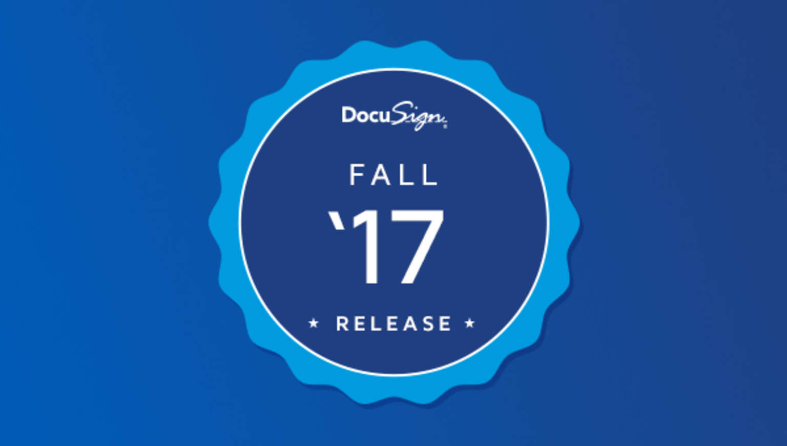 Try the DocuSign new release with comments and more