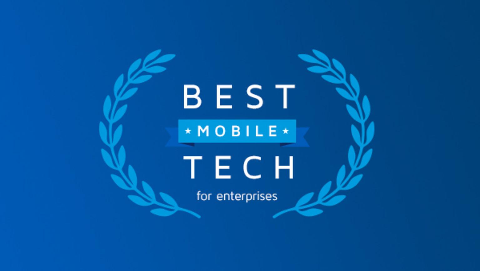 DocuSign wins tech award for mobile app