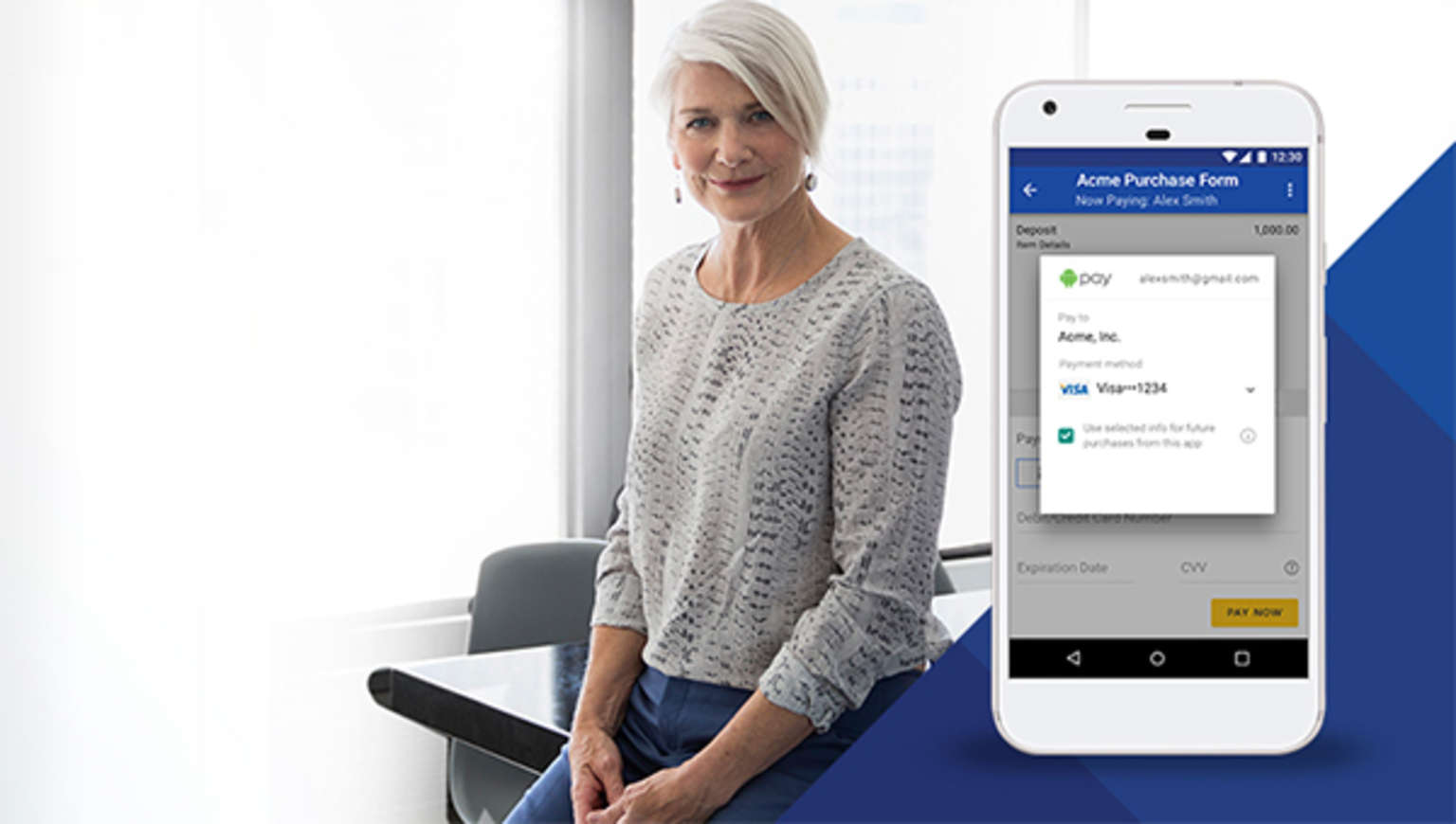 Find out about DocuSign Payments