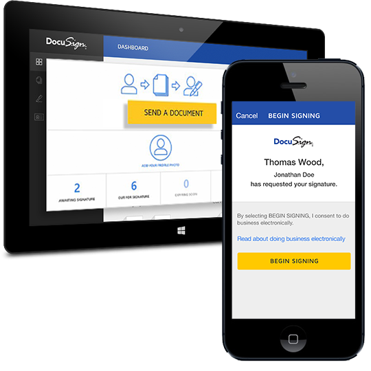 DocuSign Mobile