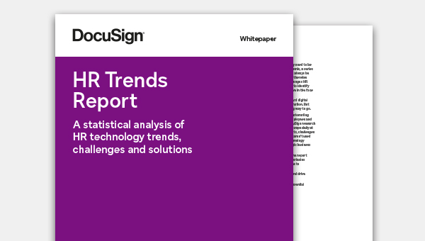 Image of HR Trends Report